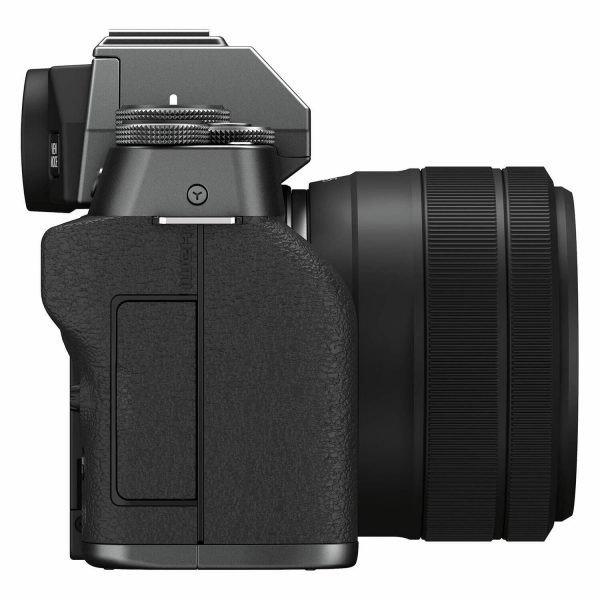 FUJIFILM X-T200 Donker Zilver / XC15-45mm F3.5-5.6 OIS PZ Kit
