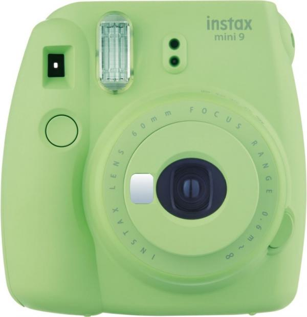 FUJIFILM INSTAX MINI 9 LIM GREEN TH EX D