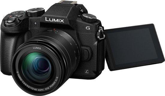 Panasonic Lumix DMC-G80 + 14-140mm HD POWER O.I.S. WR