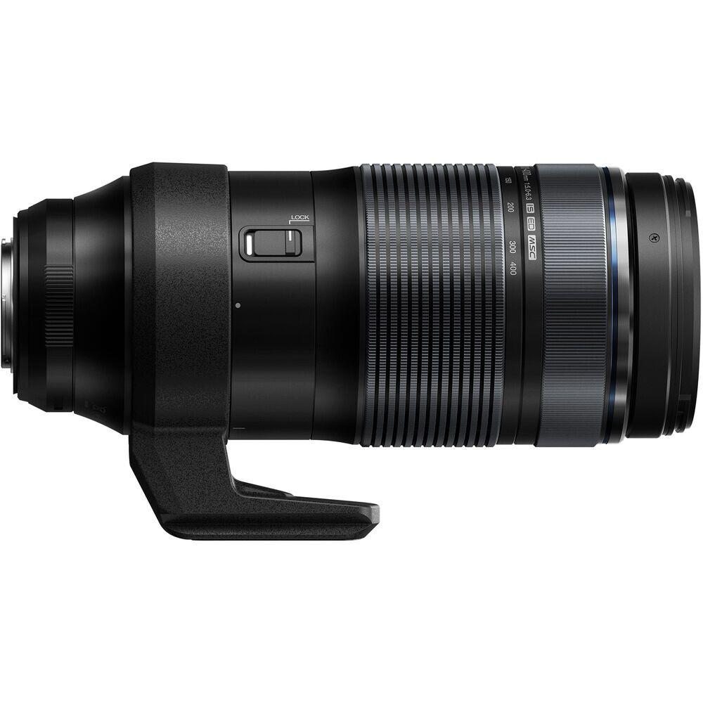 Olympus M.Zuiko Digital ED 100-400mm F5.0-6.3 IS / EZ-M1040 black
