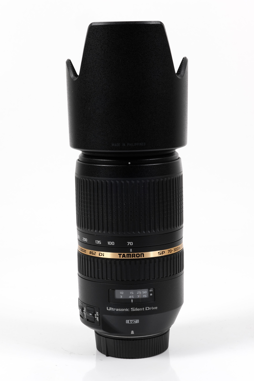 Tamron OCCASION 70-300mm Nikon VC