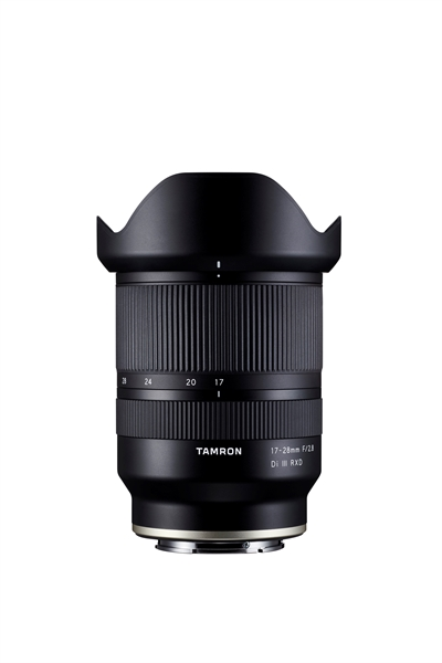 Tamron 17-28mm f/2.8 Di III RXD Sony FE-mount