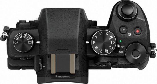Panasonic DC-G90+3,5-5,6/14-140mm OIS, zwart