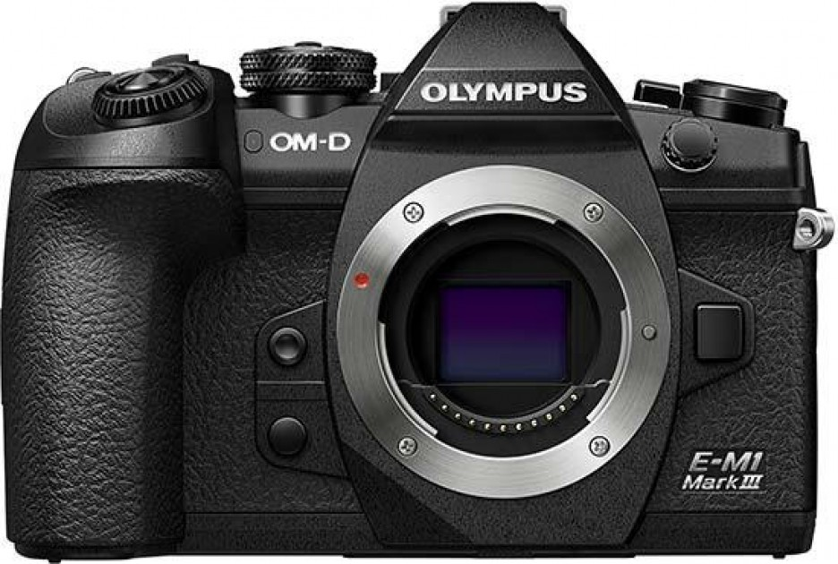 Olympus OM-D E-M1 Mark III Body black