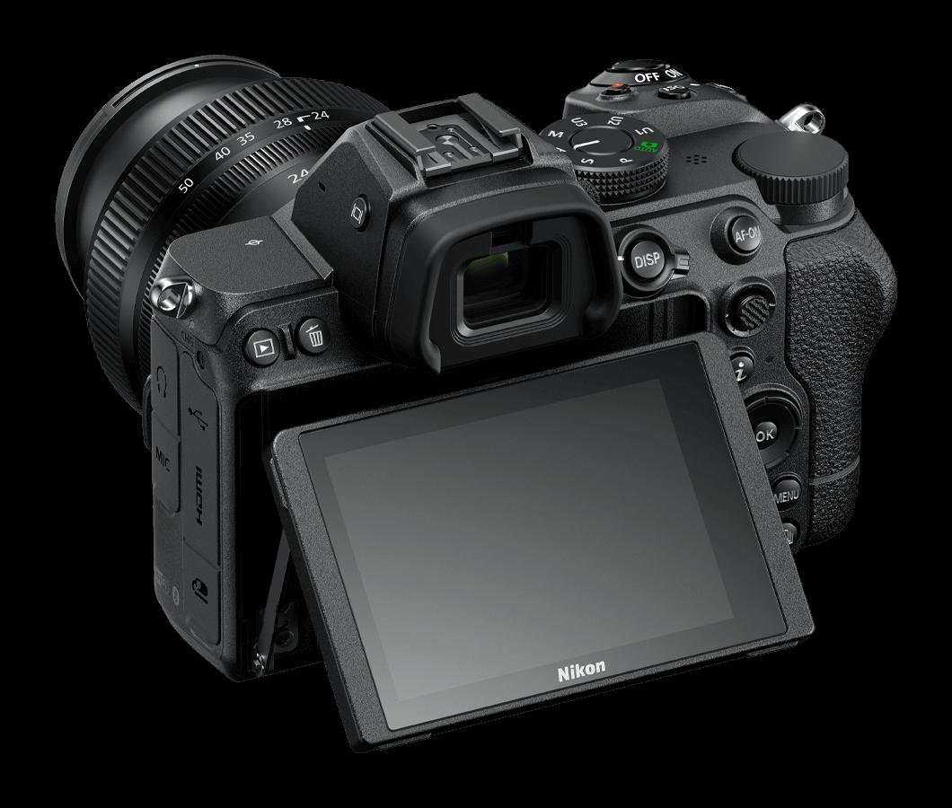 Z 5 Kit met 24-50 f /4-6.3 en  FTZ adapter