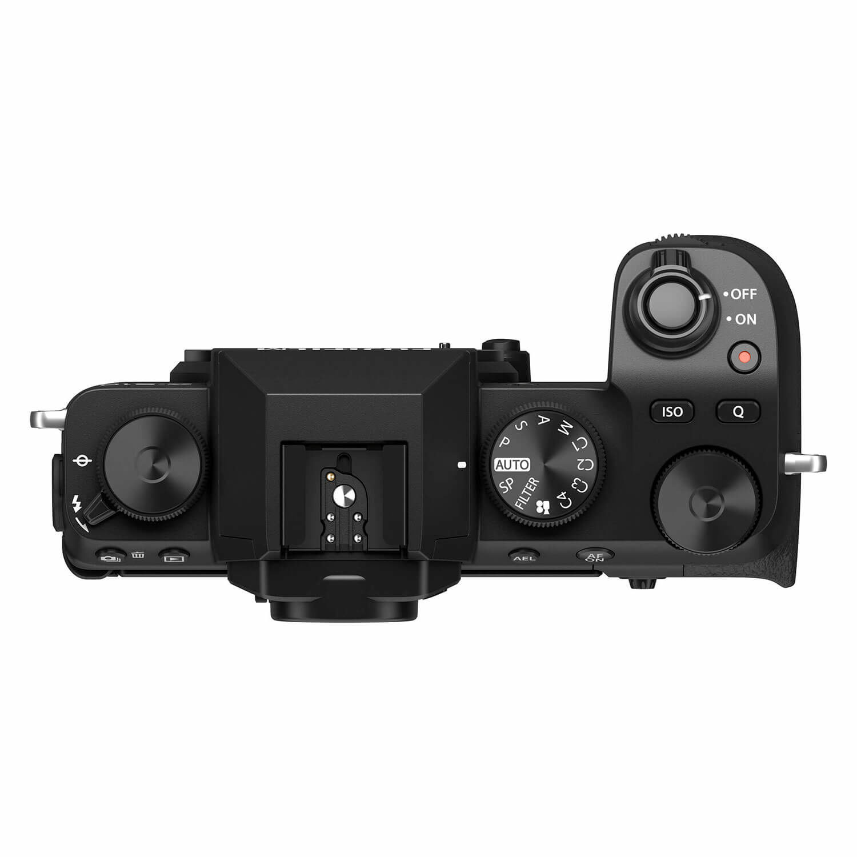 FUJIFILM X-S10 Body Zwart